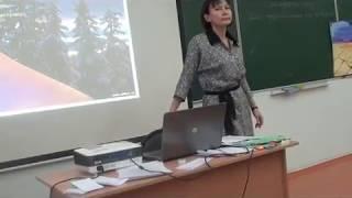 Открытый урок. Русский язык и литература.6Г кл.Кунафина З.А