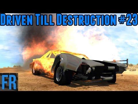 BeamNG Drive - Driven Till Destruction 23