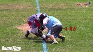 Andrew Ewalt Lacrosse Clips 2017