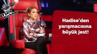 Hadise'den yarışmacısına büyük jest!| 30.Bölüm | O Ses Türkiye 2018 Video