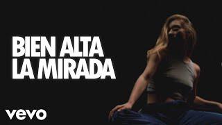 Amaral - Bien Alta la Mirada (Lyric Video)
