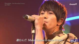 Yamashita tomohisa(山下智久)- talk & dreamer live