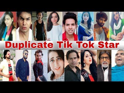 Tik Tok Duplicate Superstar | Tik Tok Duplicate Actor | Bollywood  Duplicate Actors
