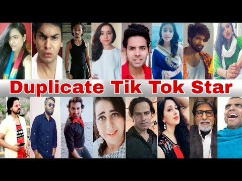 Tik Tok Duplicate Superstar | Tik Tok Duplicate Actor | Bollywood  Duplicate Actors