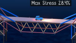 Building REALISTIC DRAWBRIDGES With Extremely Low Stress