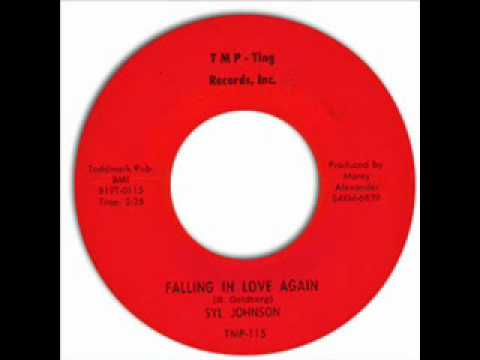 Syl Johnson - Falling in love again