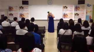 長岡市にある専門学校NJC&N-heartのオープンキャンパスに、【やしろ優...