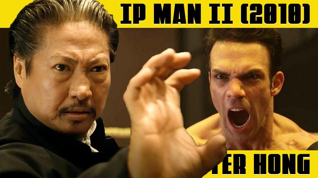 Download TWISTER vs MASTER HONG   IP MAN 2 (2010)