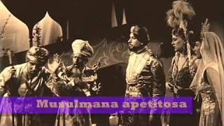 ROSITA FORNÉS   *   Tributo a ANTONIO PALACIOS   *   EL ASOMBRO DE DAMASCO