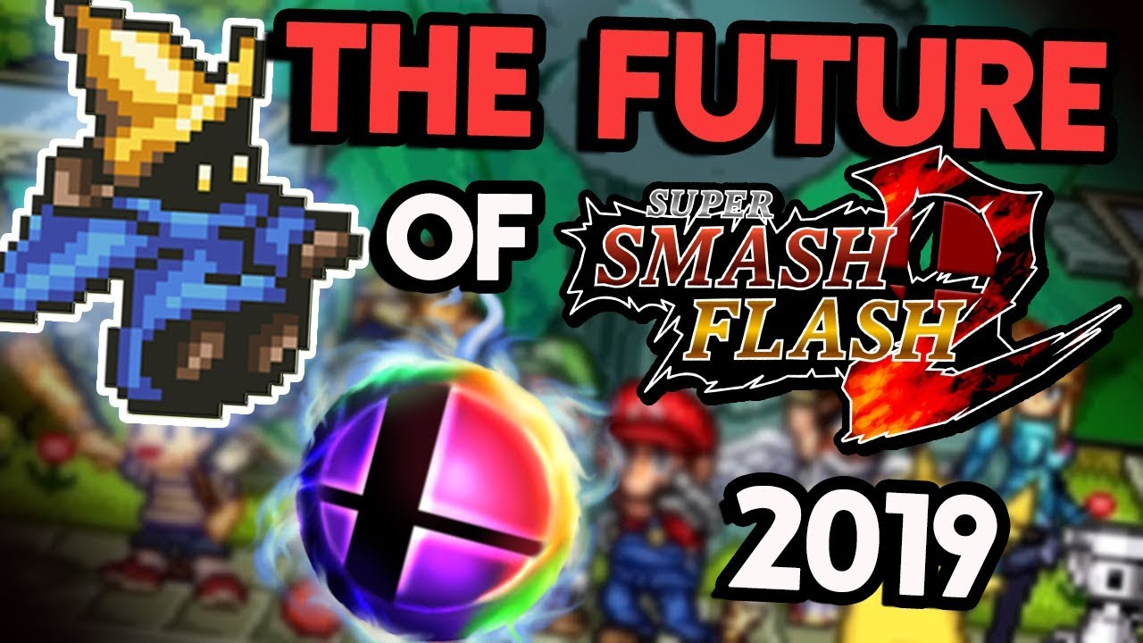 Super Smash Flash 2 Tier List 2020.The Future Of Ssf2 In 2019 And 2020