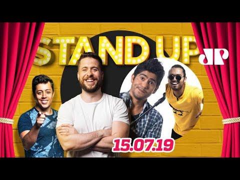 Stand Up Jovem Pan - 15/07/19
