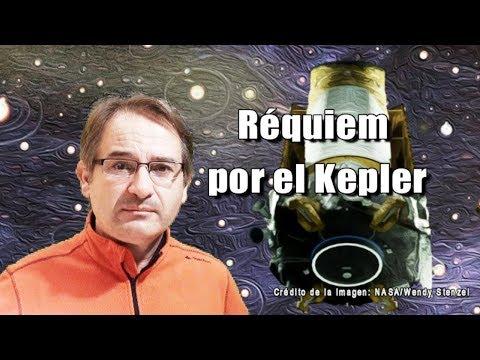Réquiem por el KEPLER la NASA pone fin a la misión del exitoso cazador de exoplanetas
