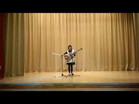 Школьная звезда: песня Алёны Швец исполняет Наташа Богданова (8Б класс)