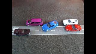 Параллельная парковка второй способ. Очень просто