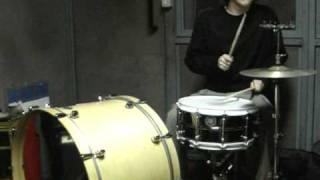 "26"" Bass Drum"