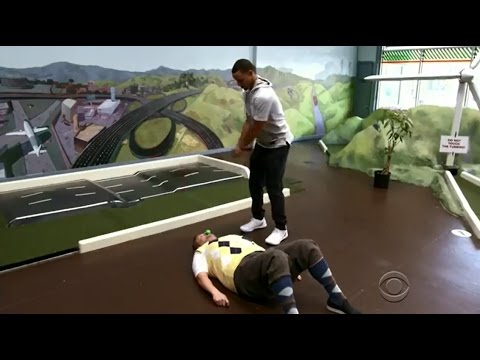 Stephen Curry And James Cordan Play Golf