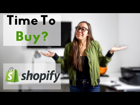 Shopify Stock Analysis 2020 - Is It Really Overvalued?