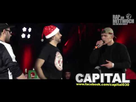 Capital Best of Rap Am Mittwoch
