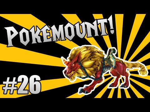 Order & Chaos Online - Pokemount! #26 - Dust Storm Detecting Undead Dog!