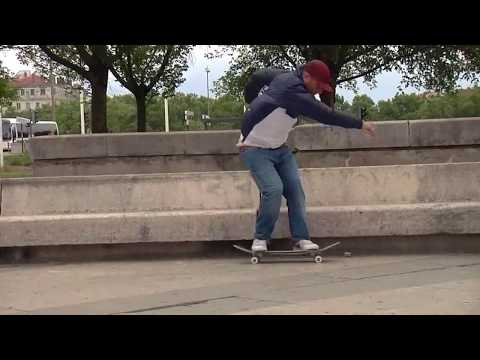 JB GILLET [ THE NIKE-O-MOK PART ]