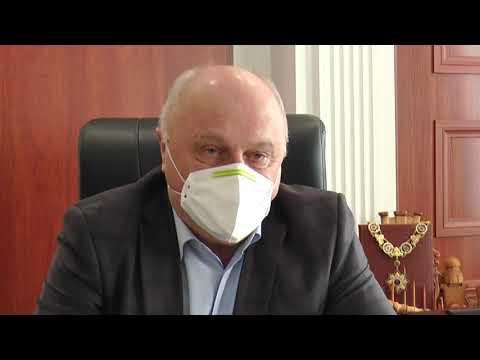 KorostenTV: KorostenTV_27-03-20_В. Москаленко про ситуацію з коронавірусом оперативно