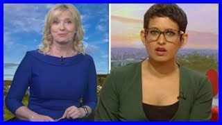 BBC Breakfast: Carol Kirkwood hits back at 'rude' Naga Munchetty jibe 'Stop your nagging!'