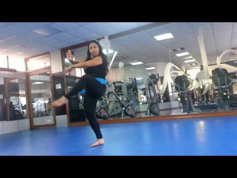 Mahisasur mardini dance practice video