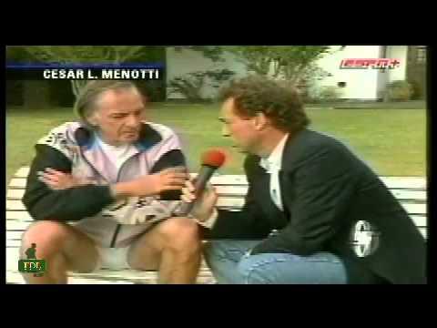 César Luis Menotti - Reportaje ESPN+ - Simplemente Fútbol
