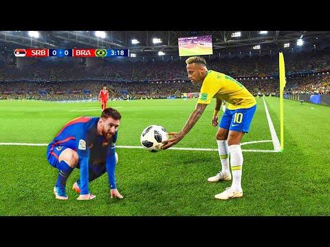 Momen Hormat U0026 Emosional Neymar Jr