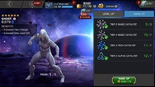 The Time To Take 6-Star Ghost To Rank 2 Is Now