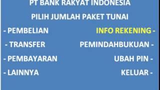 Download Cara Tarik Tunai Atm Bri Mp3 and Videos