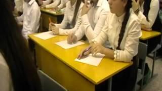 урок по психологии в 9а, Абумислимова Н А  психолог