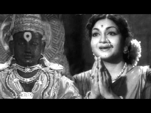 Sati Sakkubai Songs - Jaya Panduranga - Anjali Devi, Gummadi - Ganesh Videos
