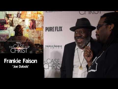 Frankie Faison  The Case For Christ Red Carpet Premiere