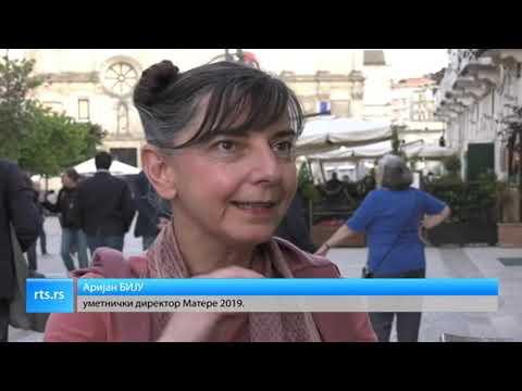 Kulturni dnevnik (TV RTS 03.07.2019.)