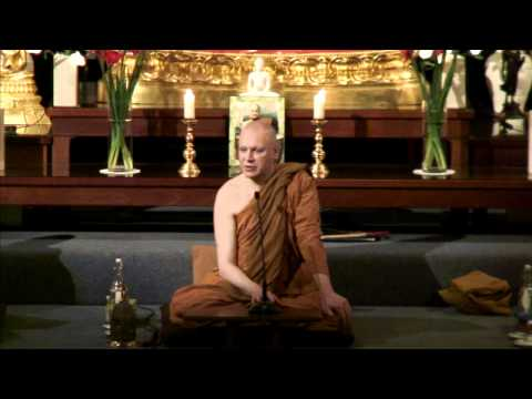 Developing Perception | Ajahn Brahmali | 11-11-2011