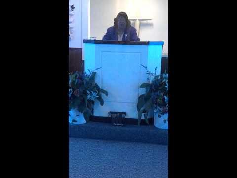 Apostle Uneda Beverly (Hendrix)