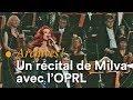 Capture de la vidéo Un Récital De Milva Avec L'oprl (1993)