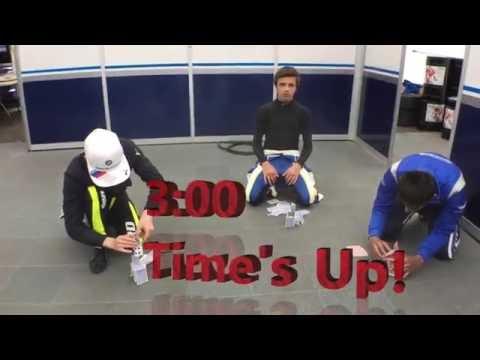BRDC British F3 card challenge