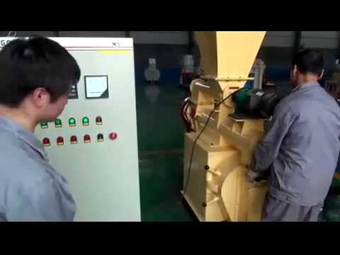 HKJ250 feed pellet machine/ chicken feed machinery/ poultry feed pellet making machine