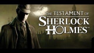Где скачать игру Sherlock Holmes (2012)