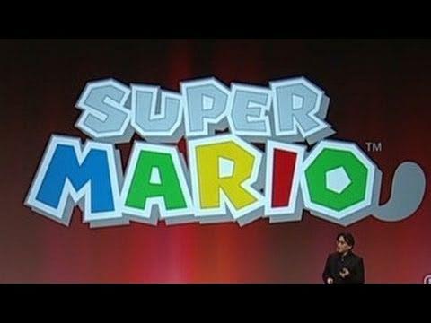 Super Mario 3DS: Official Trailer (E3 2011)