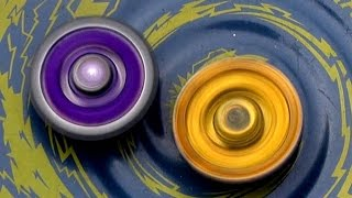 Beyblade Winter Battle of The Stadiums 2015 Battle 1