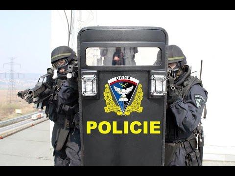 Policie ČR: Útvar Rychlého Nasazení