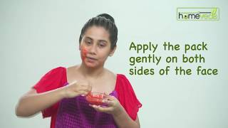 Quick and Easy Fruit Face Packs| Natural Skin Care - Homeveda