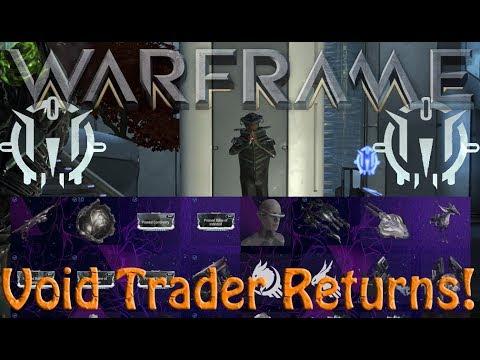 Warframe - Void Traders Returned! 108th Rotation thumbnail