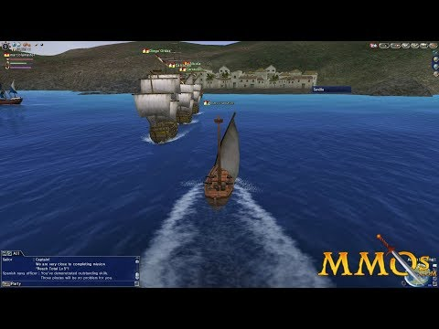 Challenge: Ich muss Uncharted Waters Online 45 Minuten Spielen   DrinKingBull