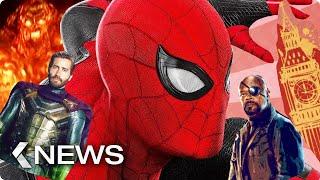 Spider-Man Shitstorm, Justice League Dark, New Star Trek... KinoCheck News