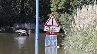 El diluvio mortal en la Riviera Francesa: 17 víctimas, 4 desaparecidos