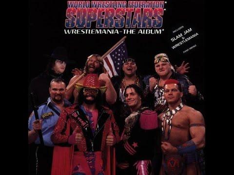WWF Wrestlemania_ (Album 1993) The Big Boss Man